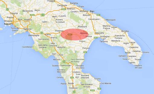 mappa basilicata 1